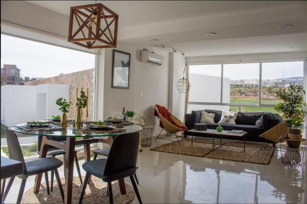 Foto de departamento en venta en  , desarrollo habitacional zibata, el marqués, querétaro, 14021658 No. 03