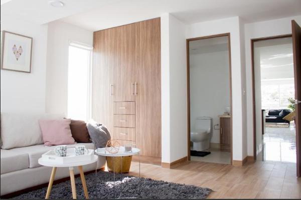 Foto de departamento en venta en  , desarrollo habitacional zibata, el marqués, querétaro, 14021658 No. 04