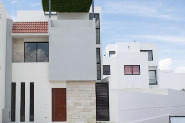 Foto de casa en venta en  , desarrollo habitacional zibata, el marqués, querétaro, 14021698 No. 01