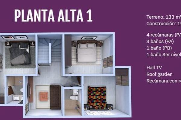 Foto de casa en venta en  , desarrollo habitacional zibata, el marqués, querétaro, 14021698 No. 03