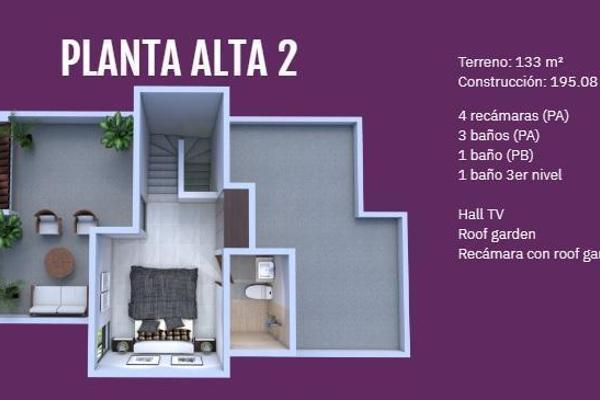 Foto de casa en venta en  , desarrollo habitacional zibata, el marqués, querétaro, 14021698 No. 04