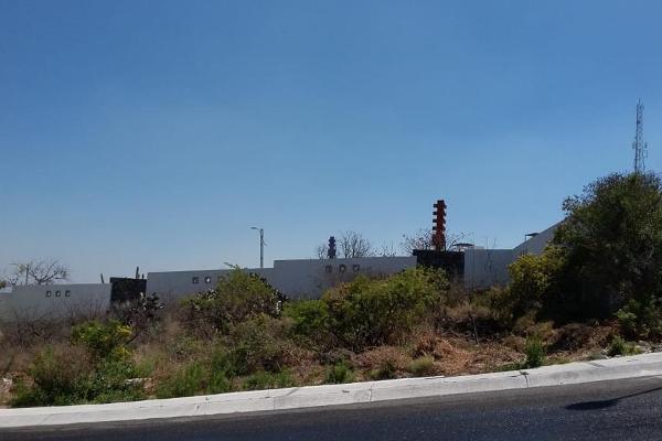 Foto de terreno habitacional en venta en  , desarrollo habitacional zibata, el marqués, querétaro, 14021702 No. 01