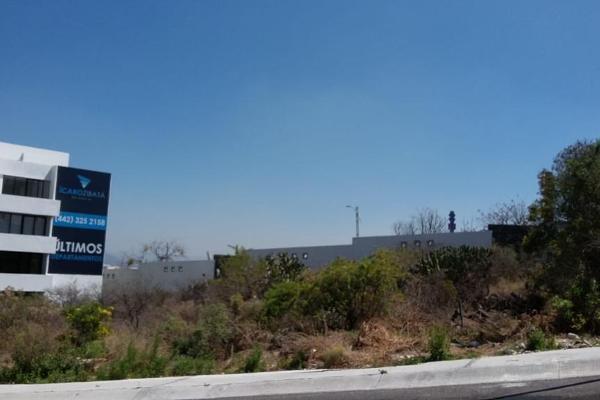 Foto de terreno habitacional en venta en  , desarrollo habitacional zibata, el marqués, querétaro, 14021702 No. 02