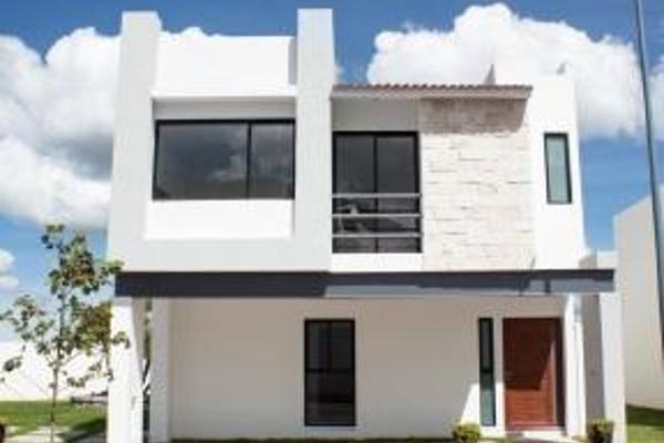 Foto de casa en venta en  , desarrollo habitacional zibata, el marqués, querétaro, 14021722 No. 01