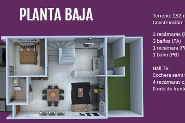 Foto de casa en venta en  , desarrollo habitacional zibata, el marqués, querétaro, 14021722 No. 02