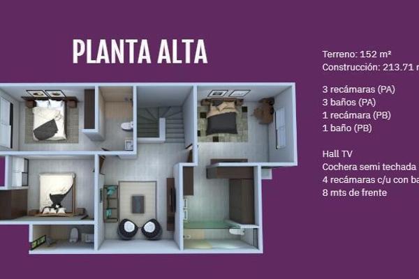 Foto de casa en venta en  , desarrollo habitacional zibata, el marqués, querétaro, 14021722 No. 03
