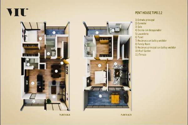 Foto de departamento en venta en  , desarrollo habitacional zibata, el marqués, querétaro, 14021726 No. 03