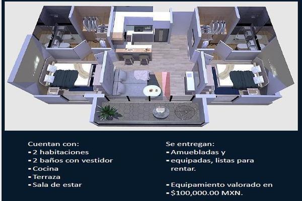 Foto de departamento en venta en  , desarrollo habitacional zibata, el marqués, querétaro, 14021754 No. 02