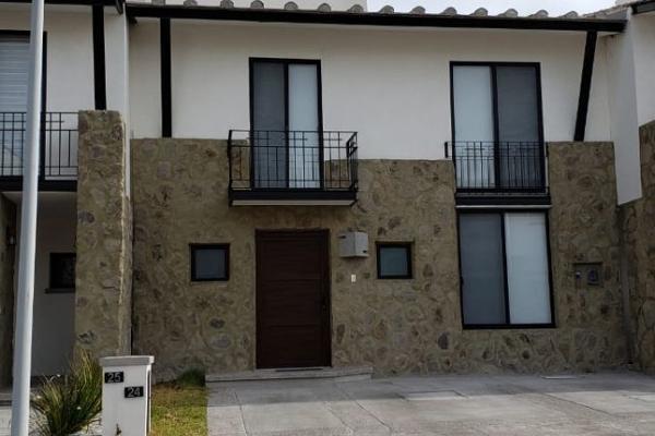 Foto de casa en venta en  , desarrollo habitacional zibata, el marqués, querétaro, 14023720 No. 01
