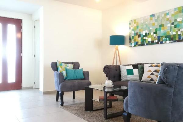 Foto de casa en venta en  , desarrollo habitacional zibata, el marqués, querétaro, 14033538 No. 01
