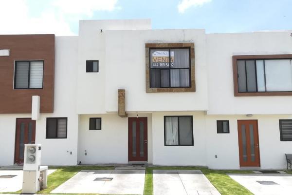 Foto de casa en venta en  , desarrollo habitacional zibata, el marqués, querétaro, 14033538 No. 18