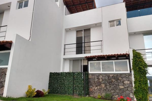 Foto de casa en renta en  , desarrollo habitacional zibata, el marqués, querétaro, 14033546 No. 01