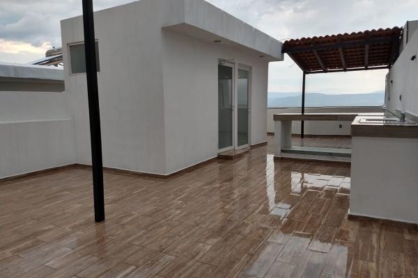Foto de casa en renta en  , desarrollo habitacional zibata, el marqués, querétaro, 14033546 No. 02