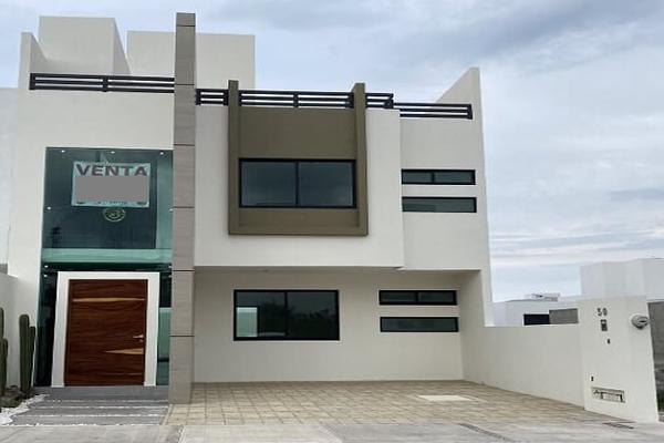 Foto de casa en venta en  , desarrollo habitacional zibata, el marqués, querétaro, 14034871 No. 02