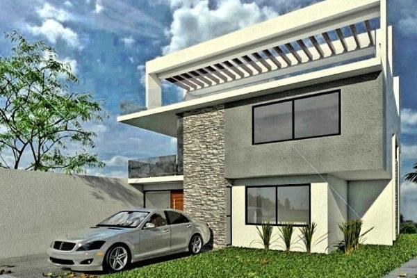 Foto de casa en venta en  , desarrollo habitacional zibata, el marqués, querétaro, 14034939 No. 01