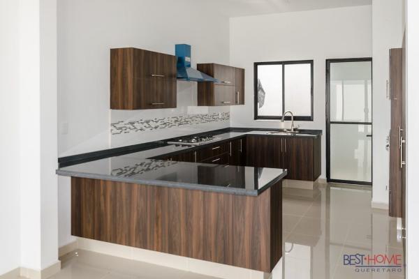 Foto de casa en venta en  , desarrollo habitacional zibata, el marqués, querétaro, 14035665 No. 04