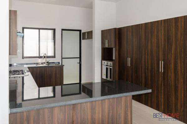 Foto de casa en venta en  , desarrollo habitacional zibata, el marqués, querétaro, 14035665 No. 05