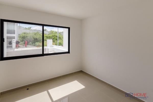 Foto de casa en venta en  , desarrollo habitacional zibata, el marqués, querétaro, 14035665 No. 07