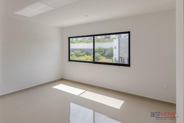 Foto de casa en venta en  , desarrollo habitacional zibata, el marqués, querétaro, 14035665 No. 08