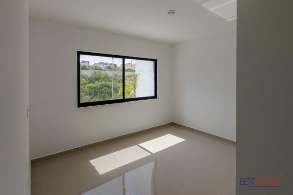 Foto de casa en venta en  , desarrollo habitacional zibata, el marqués, querétaro, 14035665 No. 09