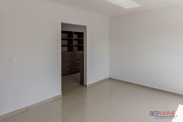 Foto de casa en venta en  , desarrollo habitacional zibata, el marqués, querétaro, 14035665 No. 10