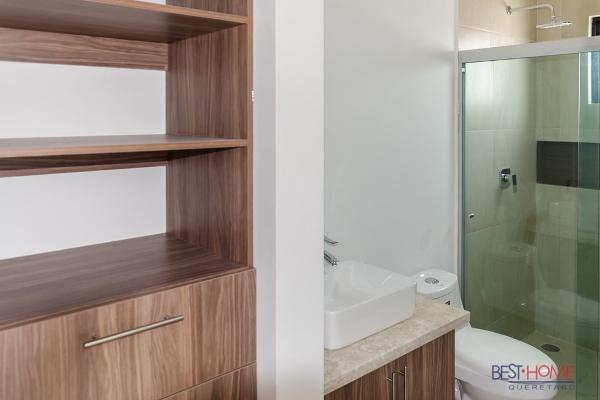Foto de casa en venta en  , desarrollo habitacional zibata, el marqués, querétaro, 14035665 No. 15