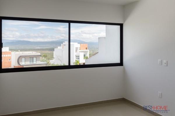 Foto de casa en venta en  , desarrollo habitacional zibata, el marqués, querétaro, 14035665 No. 16
