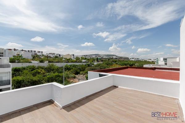 Foto de casa en venta en  , desarrollo habitacional zibata, el marqués, querétaro, 14035665 No. 20