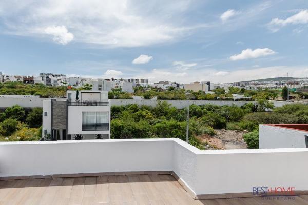 Foto de casa en venta en  , desarrollo habitacional zibata, el marqués, querétaro, 14035665 No. 21