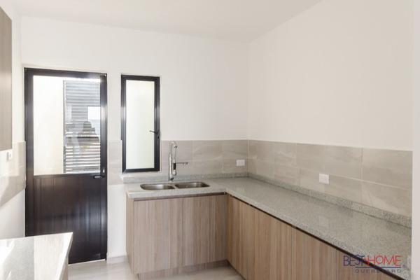 Foto de casa en venta en  , desarrollo habitacional zibata, el marqués, querétaro, 14035685 No. 07