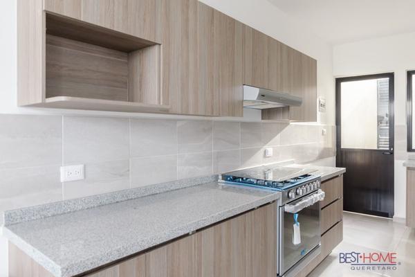 Foto de casa en venta en  , desarrollo habitacional zibata, el marqués, querétaro, 14035685 No. 08