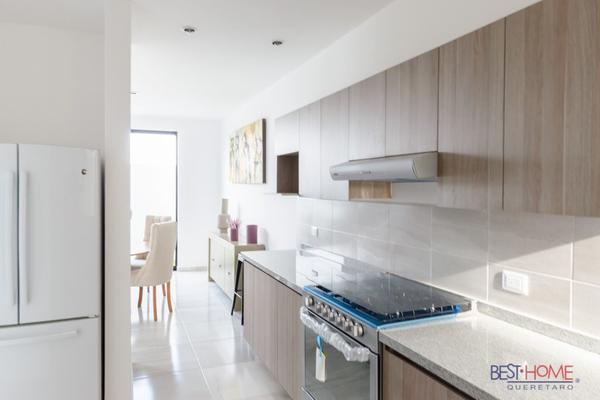 Foto de casa en venta en  , desarrollo habitacional zibata, el marqués, querétaro, 14035685 No. 09