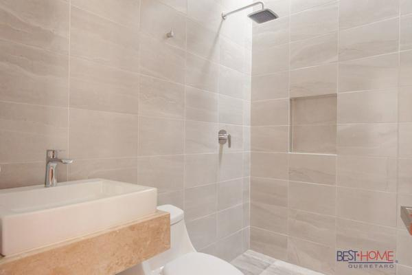 Foto de casa en venta en  , desarrollo habitacional zibata, el marqués, querétaro, 14035685 No. 19