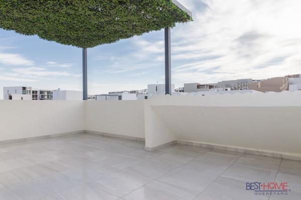 Foto de casa en venta en  , desarrollo habitacional zibata, el marqués, querétaro, 14035685 No. 24