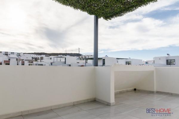 Foto de casa en venta en  , desarrollo habitacional zibata, el marqués, querétaro, 14035685 No. 25