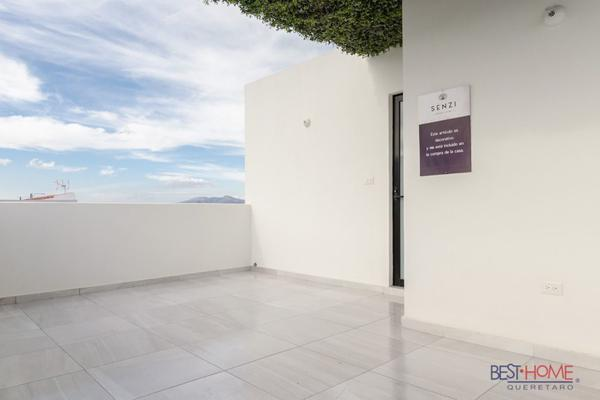Foto de casa en venta en  , desarrollo habitacional zibata, el marqués, querétaro, 14035685 No. 26