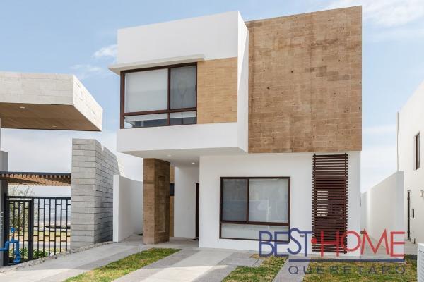 Foto de casa en venta en  , desarrollo habitacional zibata, el marqués, querétaro, 14035689 No. 01