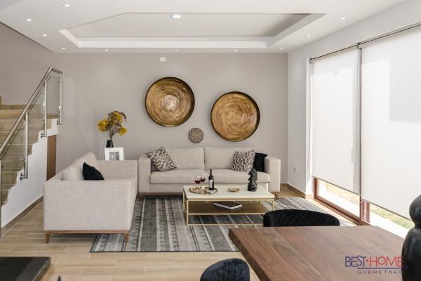 Foto de casa en venta en  , desarrollo habitacional zibata, el marqués, querétaro, 14035689 No. 02