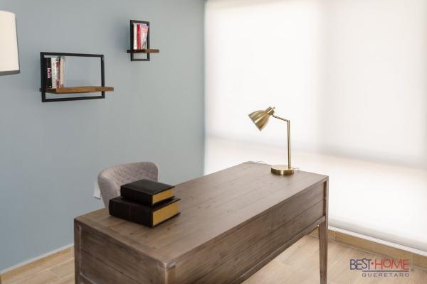 Foto de casa en venta en  , desarrollo habitacional zibata, el marqués, querétaro, 14035689 No. 09