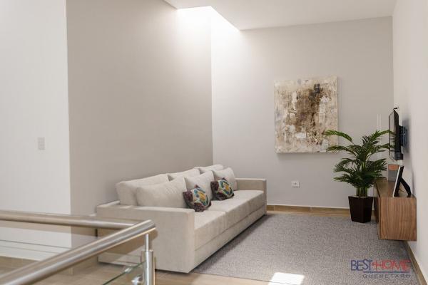 Foto de casa en venta en  , desarrollo habitacional zibata, el marqués, querétaro, 14035689 No. 26