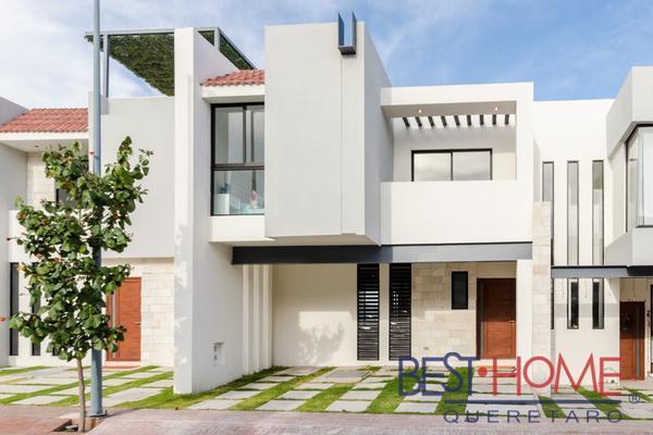 Foto de casa en venta en  , desarrollo habitacional zibata, el marqués, querétaro, 14035709 No. 01
