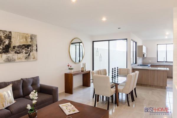 Foto de casa en venta en  , desarrollo habitacional zibata, el marqués, querétaro, 14035709 No. 03