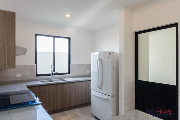 Foto de casa en venta en  , desarrollo habitacional zibata, el marqués, querétaro, 14035709 No. 07