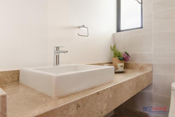 Foto de casa en venta en  , desarrollo habitacional zibata, el marqués, querétaro, 14035709 No. 10