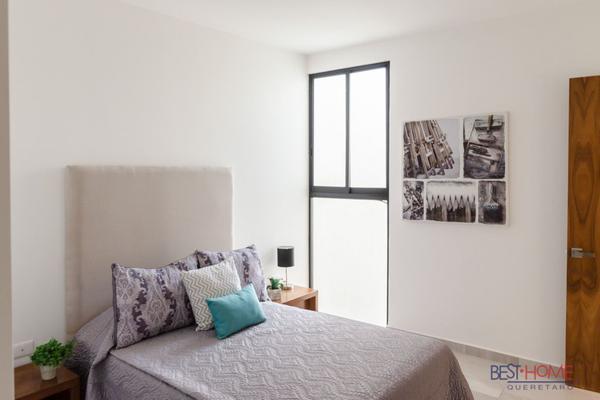 Foto de casa en venta en  , desarrollo habitacional zibata, el marqués, querétaro, 14035709 No. 14