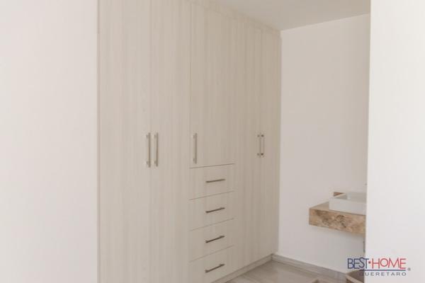 Foto de casa en venta en  , desarrollo habitacional zibata, el marqués, querétaro, 14035709 No. 16