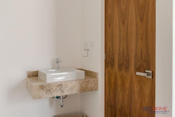 Foto de casa en venta en  , desarrollo habitacional zibata, el marqués, querétaro, 14035709 No. 17