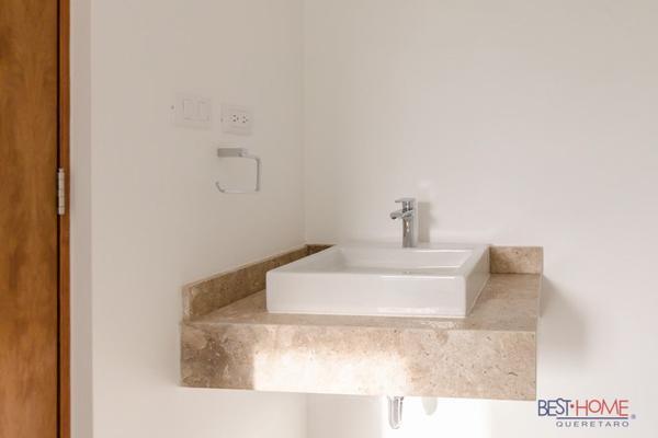 Foto de casa en venta en  , desarrollo habitacional zibata, el marqués, querétaro, 14035709 No. 21