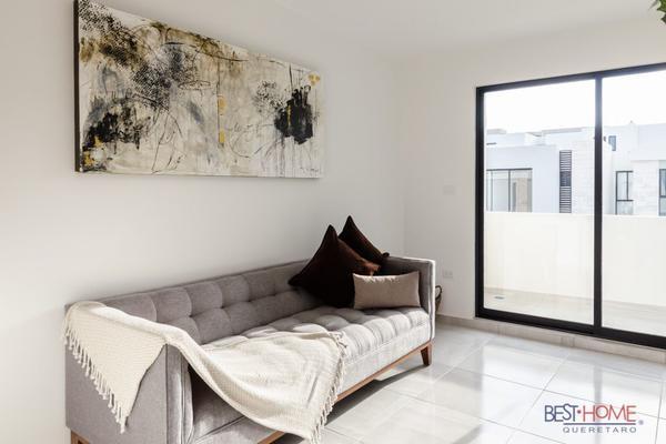 Foto de casa en venta en  , desarrollo habitacional zibata, el marqués, querétaro, 14035709 No. 24