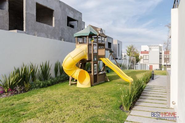 Foto de casa en venta en  , desarrollo habitacional zibata, el marqués, querétaro, 14035709 No. 31